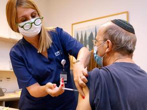 Israël signale une forte baisse de l'efficacité du vaccin Pfizer contre le coronavirus