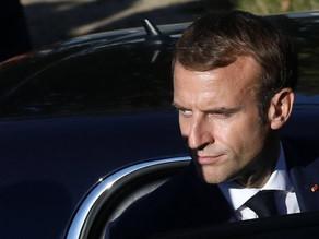Quand Emmanuel Macron veut réformer la constitution...