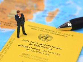 Covid-19 : la création d'un passeport vaccinal se heurterait à de nombreux obstacles juridiques