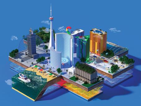 Google construit une ville du futur à Toronto. Quand les GAFA construisent nos villes
