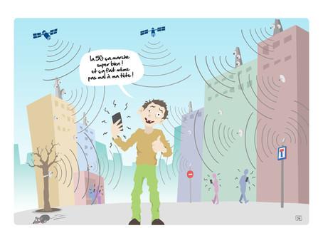 Les fausses promesses de la 5G