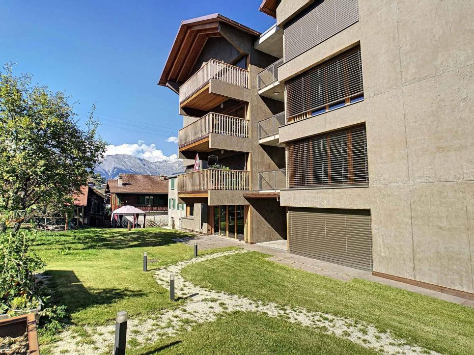 Immeuble Gemina - Vex