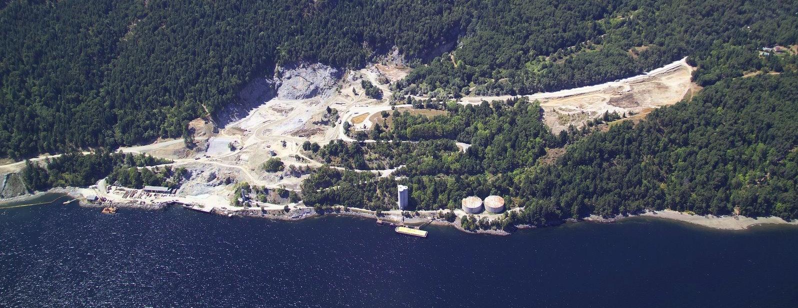coast mountain resources aggregate
