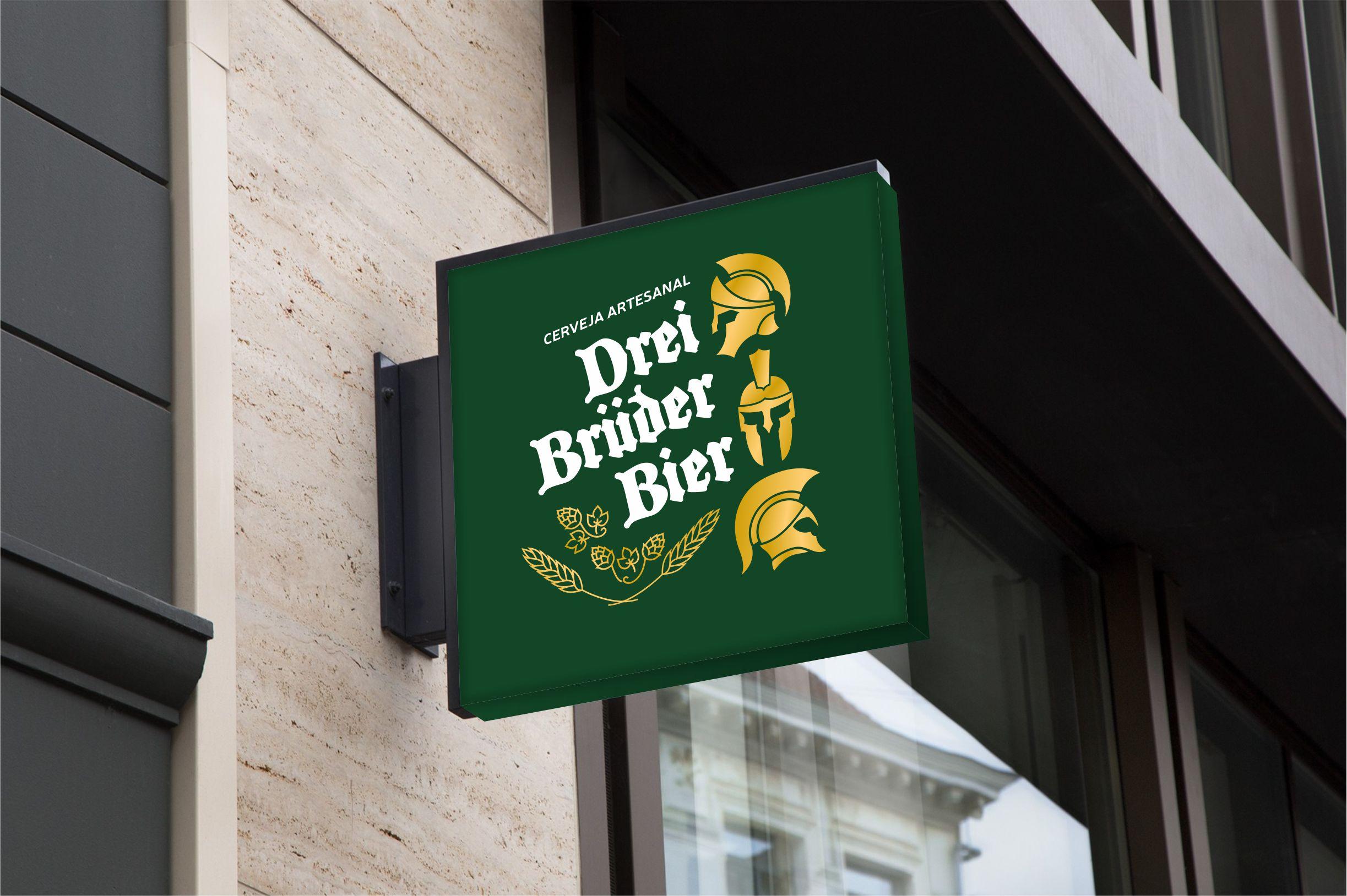 DREI BRUDER BIER