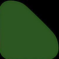 Leaf shadow decoration