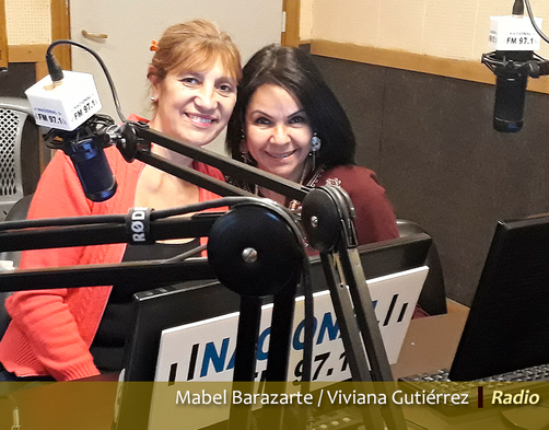 Mabel Barazarte / Viviana Gutiérrez