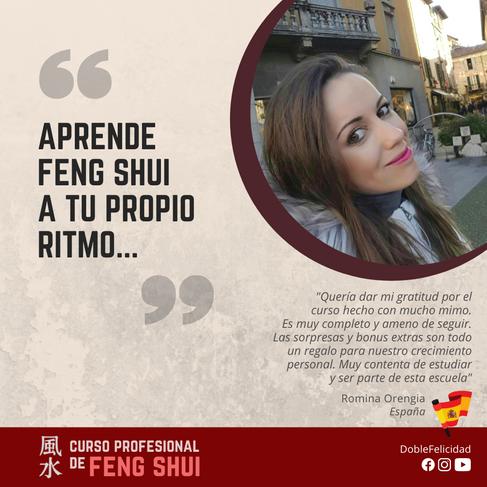 Testimonio / Alumnos de Feng Shui
