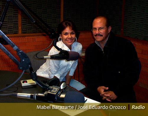 Mabel Barazarte / José Eduardo Orozco