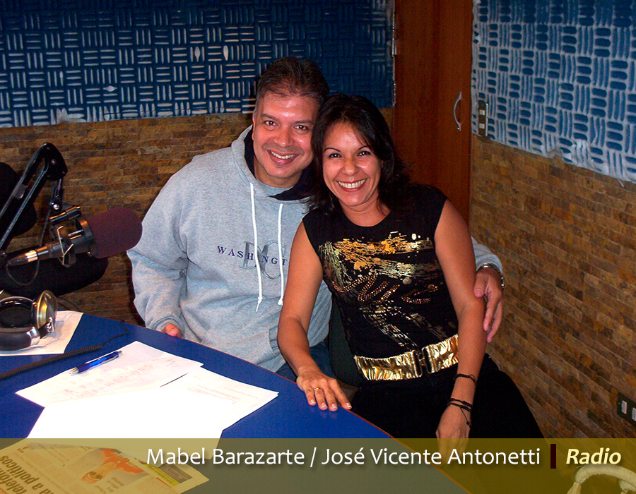 Mabel Barazarte / José Vicente Antonetti