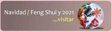 Feng Shui / Navidad y 2021