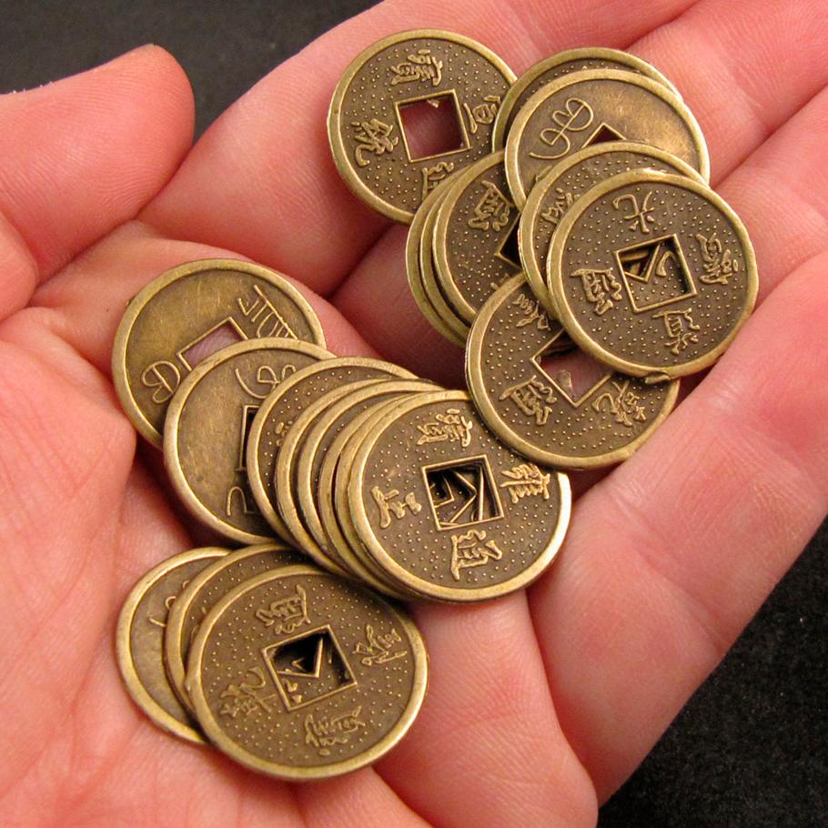Monedas chinas / Feng Shui