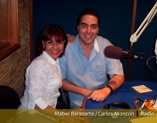 Mabel Barazarte / Carlos Monzón