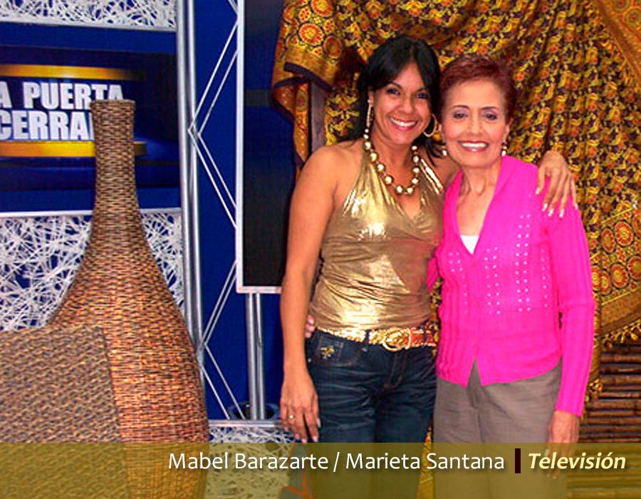Mabel Barazarte / Marieta Santana