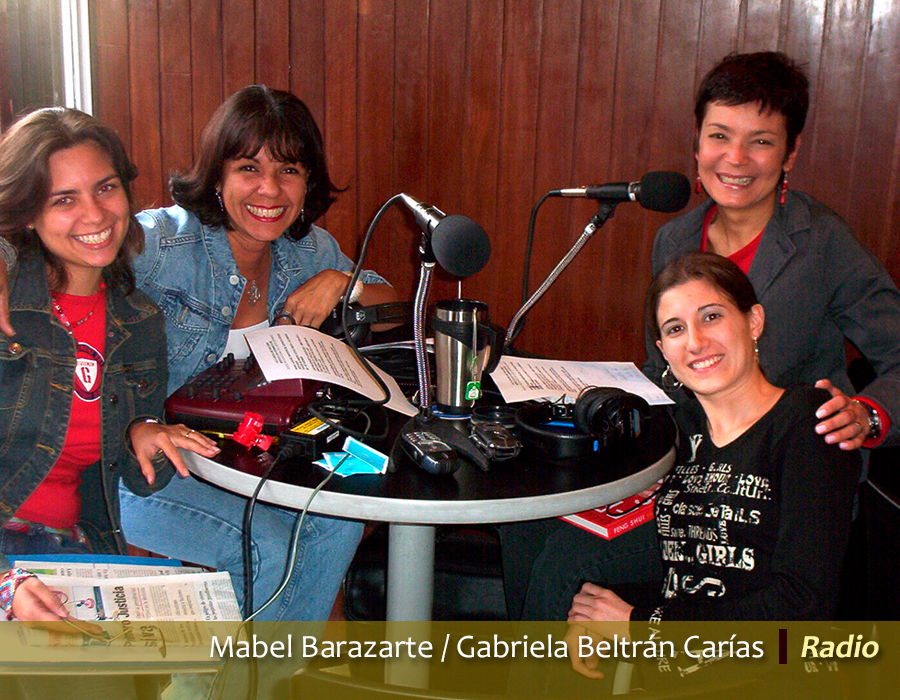 Mabel Barazarte / Gabriela Beltrám Carías