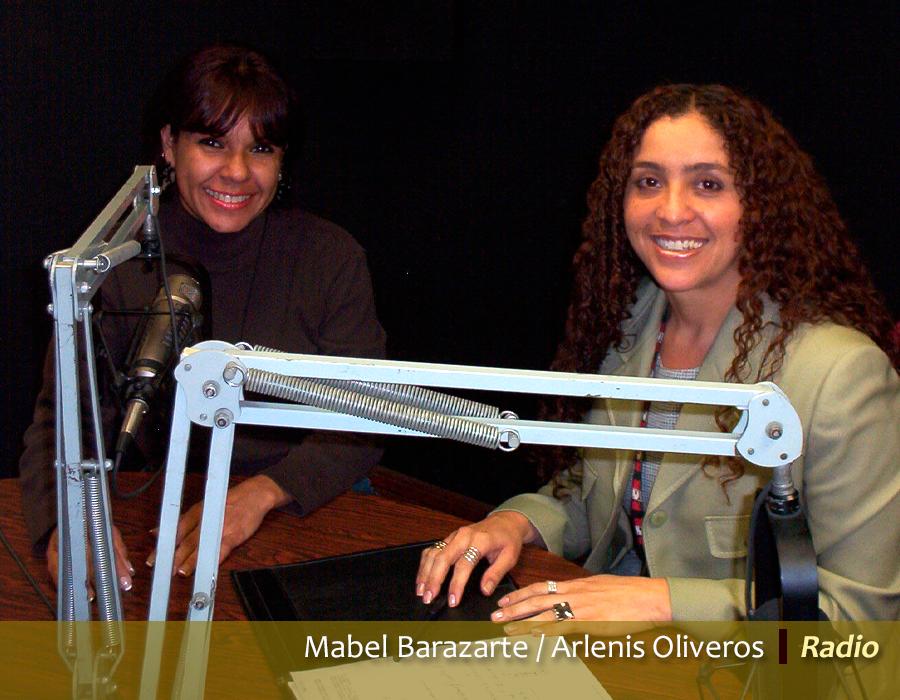 Mabel Barazarte / Arlenis Oliveros