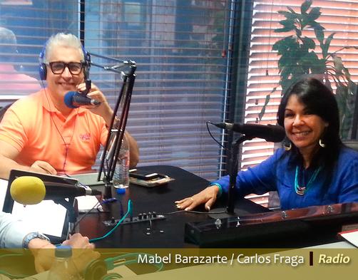 Mabel Barazarte / Carlos Fraga