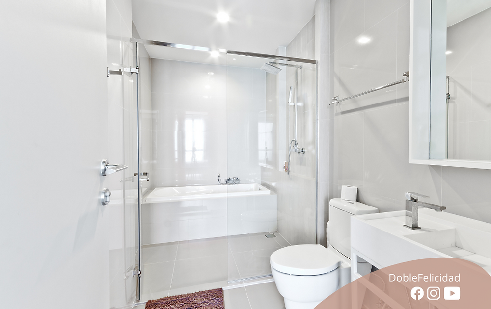 Tips de Feng Shui para los baños