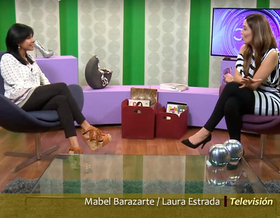 Mabel Barazarte / Laura Estrada