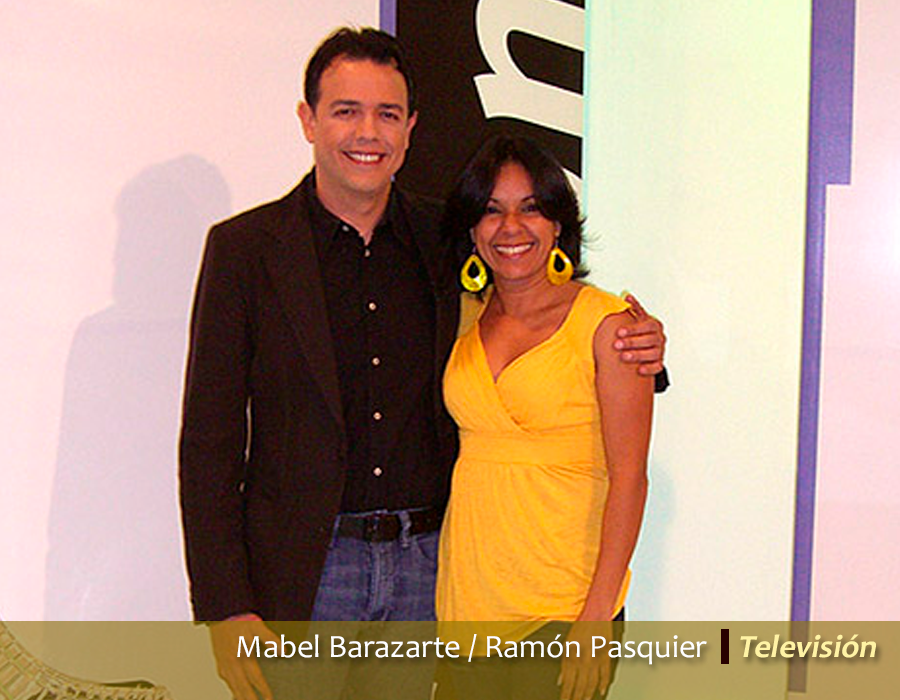 Mabel Barazarte / Ramón Pasquier