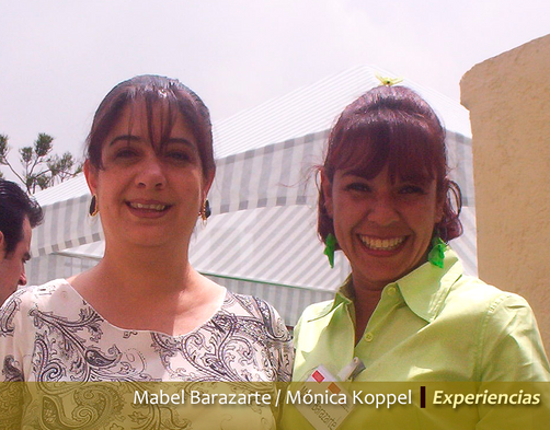 Mabel Barazarte / Mónica Koppel