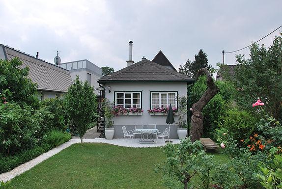 Architektur & Geschichte im Kleingarten