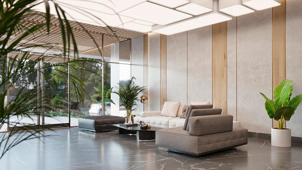 Interiorismo Luxor 400