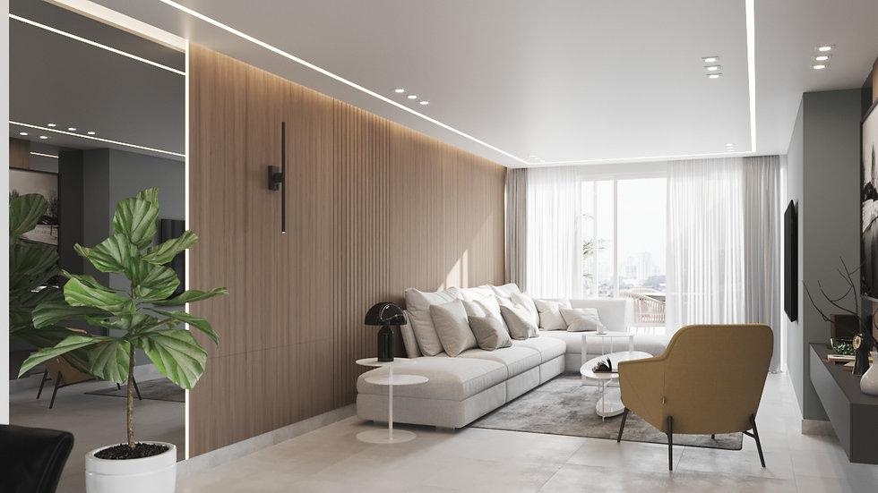 Apartamento modelo Luxor 400