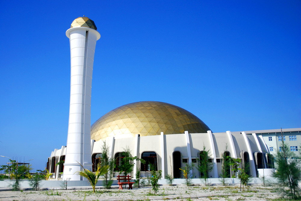 Maldives_Mosque_of_Hulhumalé