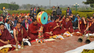 Buddha's birthplace faces serious air pollution threat