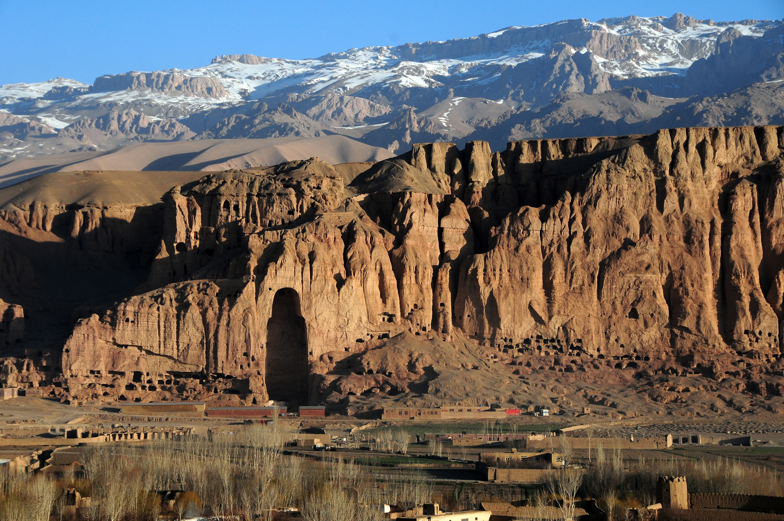 Afghanistan_Bamyan Valley Buddha