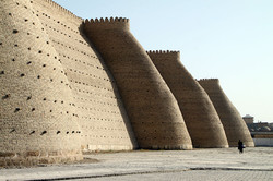 Uzbekistan_Bukhara Fortress