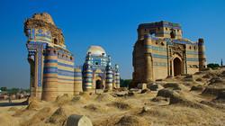 Pakistan_Tomb of Bibi Jawindi, Uch Complex