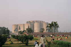 Bangladesh_National Assembly_Dhaka
