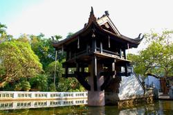 One Pillar Pagoda_Hanoi_Vietnam