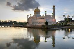 Brunei_Omar Ali Saifuddin Mosque