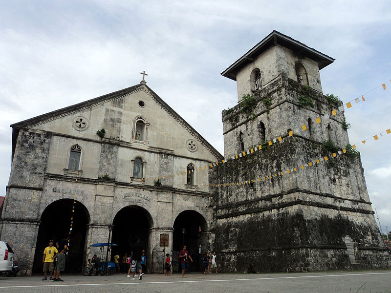Philippines_Baclayon Church, Bohol