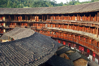 China's Ancient Circular Walled Homes