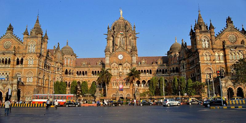 India_Chhatrapati Shivaji Terminus_Mumbai