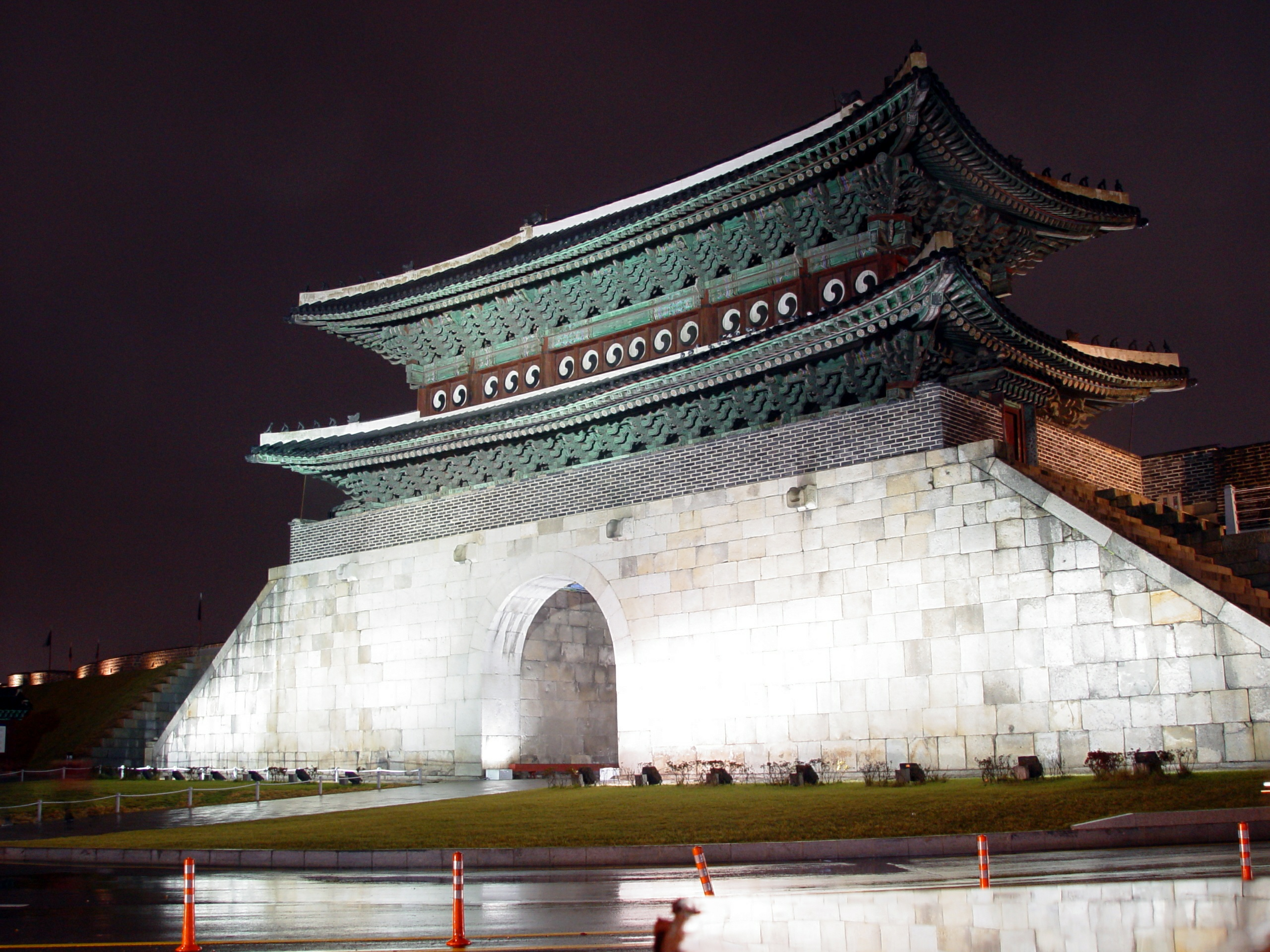 Hwaseong Fortress, South Korea