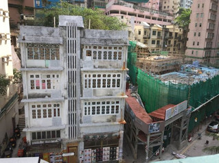 Hong Kong: Plans to demolish WW2-era buildings withdrawn