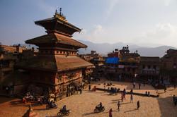 Nepal_Bhairavnath Temple_Bhaktapur