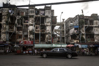 The last days of Phnom Penh's iconic White Building