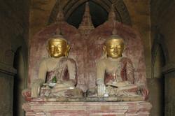 Dhammayangyi Temple_Interior, Myanmar
