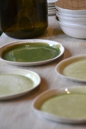 assiette ANDREA GREEN
