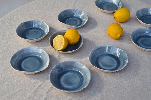 Assiettes creuses LOULOU BLUE 2