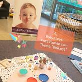 Eindrücke der heutigen BabySteps-Kursstu
