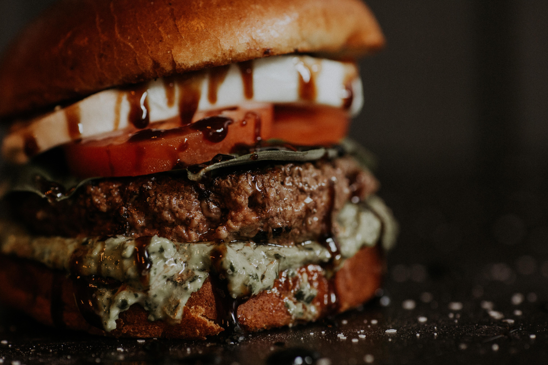 Caprese Burger-17