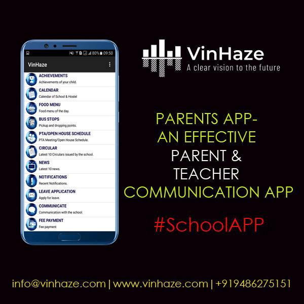 Parent App- Effective School APP For Parents