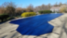virginia safety pool cover installation , Residential Swimming Pool Services Maintenance Virginia Maryland DC
