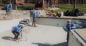 Pool and Spa Renovation  Virginia Maryland DC